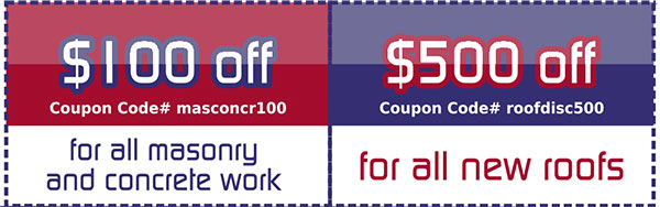 NYC Roofer Coupons